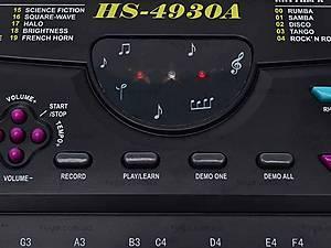 Детский синтезатор Electronic Organ, HS4930A, цена