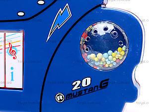 Детский синтезатор «Машинка», 833A, фото