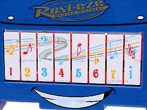 Детский синтезатор «Машинка», 833A, отзывы