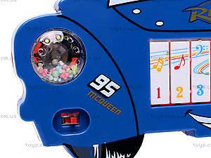 Детский синтезатор «Машинка», 833A, цена