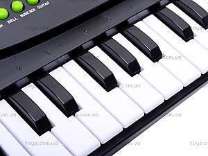 Детский синтезатор, с 2-мя динамиками, HS3210A, фото