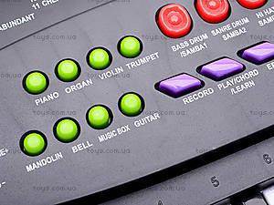 Детский синтезатор, с 2-мя динамиками, HS3210A, отзывы