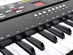 Детский синтезатор «Звезда», с микрофоном, SD4901, отзывы