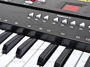 Детский синтезатор «Звезда», с микрофоном, SD4901, цена