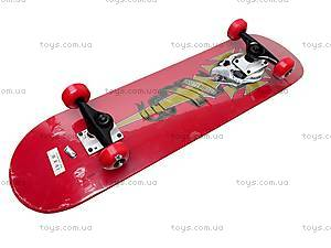 Детский скейт «Череп», 806807808, купить