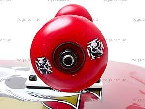 Детский скейт «Череп», 806807808, цена