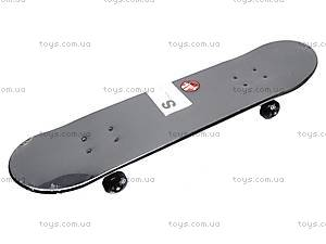 Детский скейт «Череп», 806807808, магазин игрушек