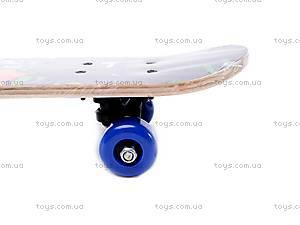 Детский скейт Skull, 1705  466-615 А, купить