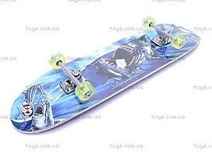 Детский скейт, тонкий, 3108-1