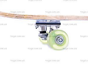 Детский скейт, тонкий, 3108-1, купить