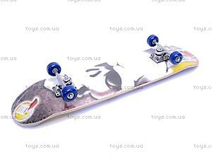 Детский скейтборд, 13010, фото