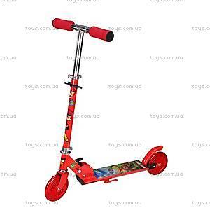 Детский скутер Angry Birds, трехколесный, Т56874