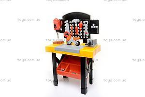 Детский стол с инструментами, WS-5606, купить