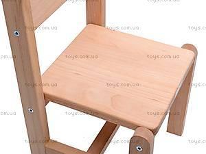 Детский стул, буковый, , купить