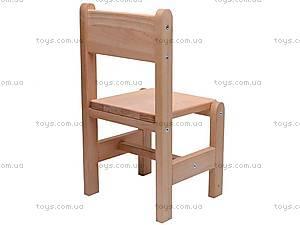 Детский стул, буковый, , цена