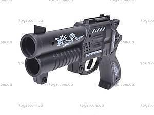 Детский супер пистолет, 696-6, купить