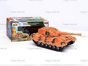 Детский танк, на батарейках, 6688