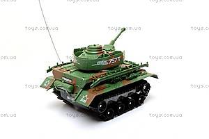 Детский танк, на радиоуправлении, 2042, фото