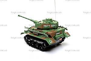 Детский танк, на радиоуправлении, 2042, игрушки