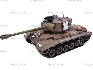 Детский танк с радиоуправлением, 93624101-34, купить