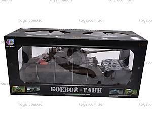Детский танк с радиоуправлением, 93624101-34, фото