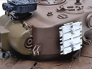 Детский танк с радиоуправлением, 93624101-34, отзывы