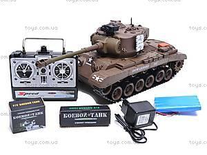 Детский танк с радиоуправлением, 93624101-34, цена