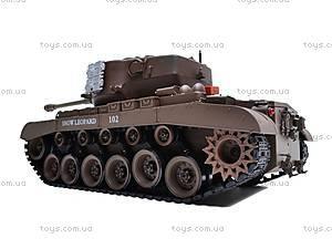Детский танк с радиоуправлением, 93624101-34, toys