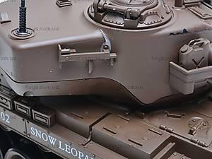 Детский танк с радиоуправлением, 93624101-34, іграшки