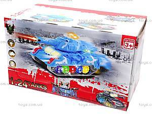 Детский танк со световыми эффектами, 869-1