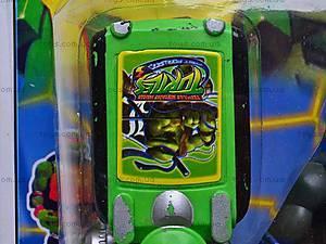 Детский телефон и фигурка «Черепашки-Ниндзя», 2381C, toys.com.ua