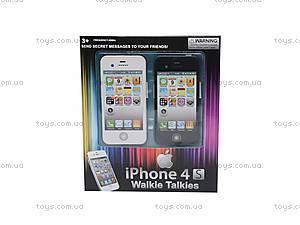 Детский телефон iPhone 4S, 9033, фото