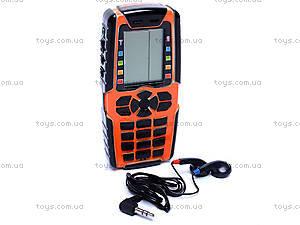 Детский телефон с наушниками, W02-3733