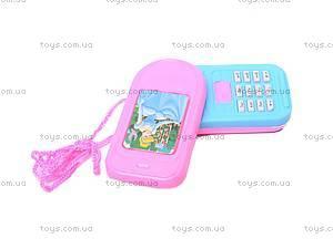 Детский телефон-слайдер, 6620G