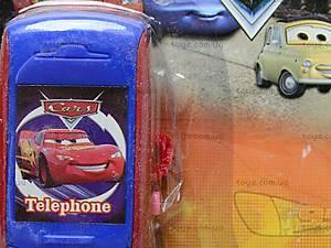Детский телефон «Тачки», 6961-1, купить