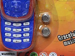 Детский телефон «Тачки», 6961-1, отзывы