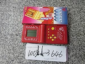 Детский тетрис, красный, W02-3646