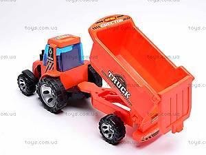 Детский трактор, с прицепом, FD605A, цена