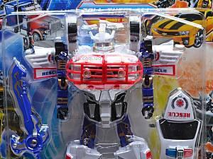 Детский трансформер Change Robot, 8-16, купить