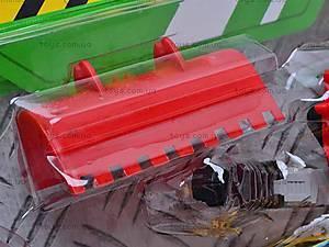 Детский трансформер-экскаватор, 3198A, купить