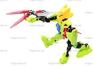 Детский трансформер «Hero 3», F1308-1, игрушки