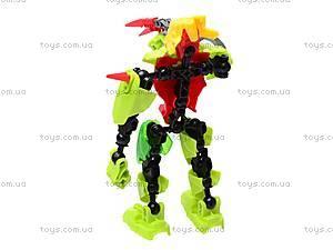 Детский трансформер «Hero 3», F1308-1, детские игрушки