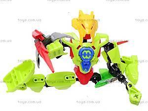 Детский трансформер «Hero 3», F1308-1, магазин игрушек