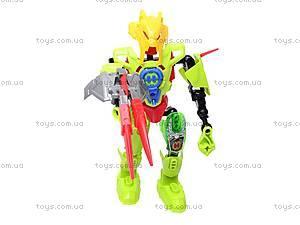 Детский трансформер «Hero 3», F1308-1, toys.com.ua