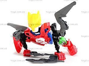 Детский трансформер «Hero 3», F1308-1, toys