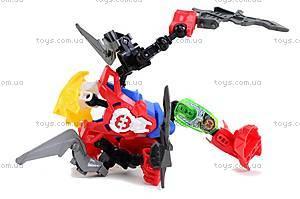 Детский трансформер «Hero 3», F1308-1, іграшки