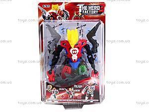 Детский трансформер «Hero 3», F1308-1, доставка
