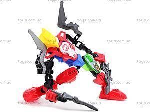 Детский трансформер «Hero 3», F1308-1, набор