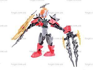 Детский трансформер «Hero 5», 006-19, детские игрушки