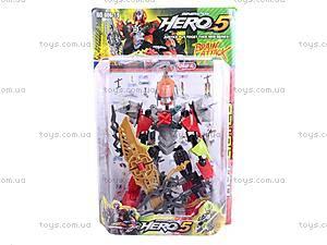Детский трансформер «Hero 5», 006-19